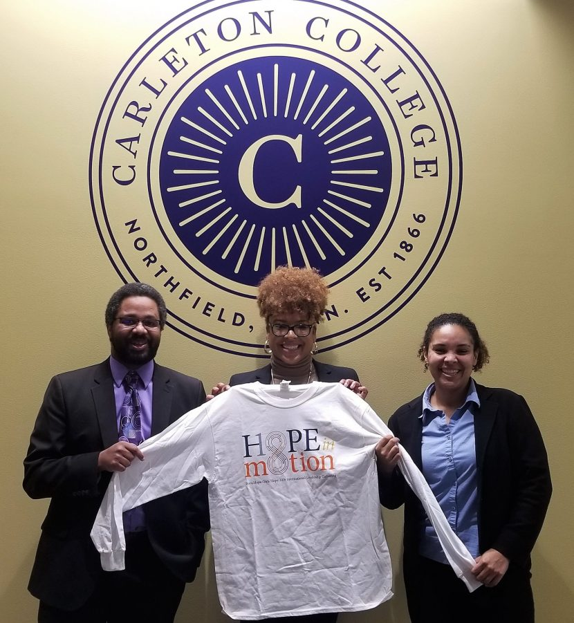 Carleton College Partners with Boys Hope Girls Hope!