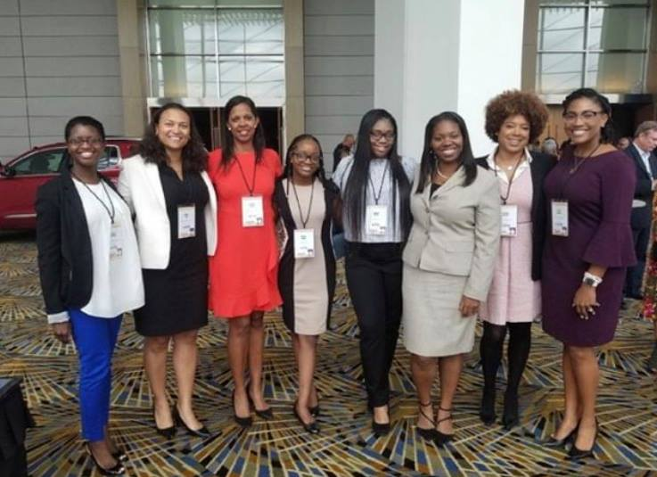Steward Scholars to Women of Color in Technology STEM Conference