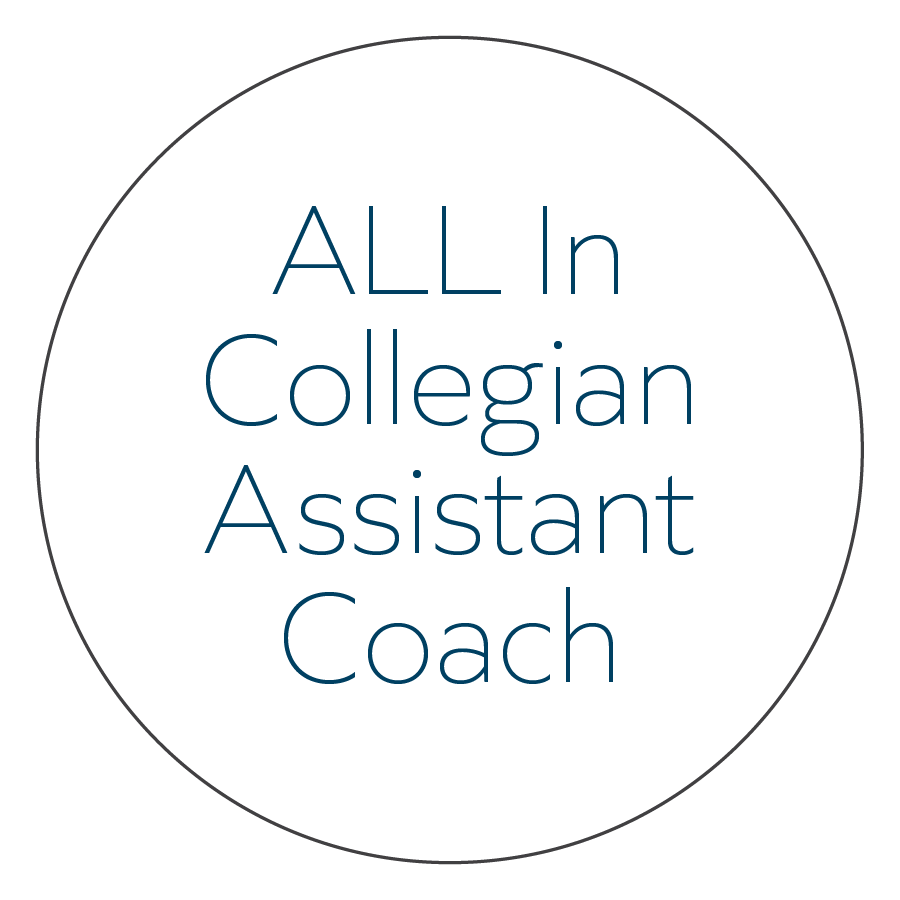 ALL In Collegian Assistant Coach