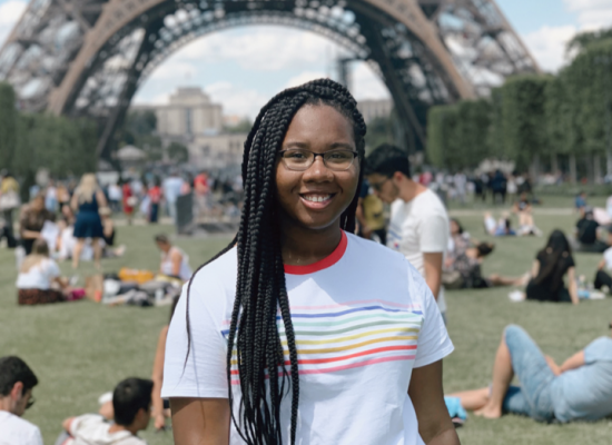 Graduate Stories of Hope | Tiana Woodford 3