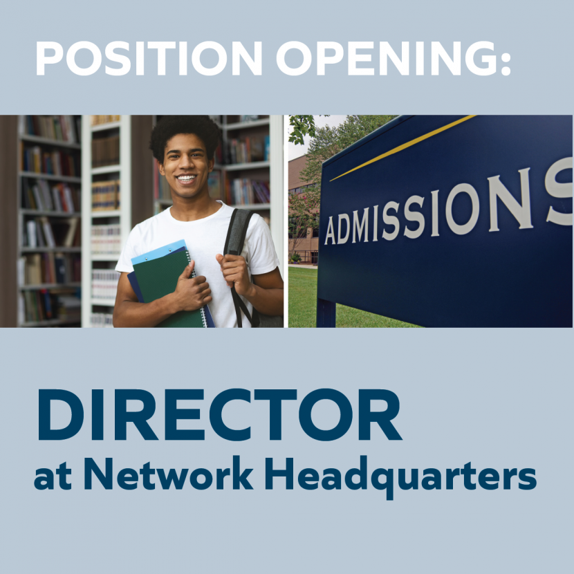 Position Opening | Director of Post-Secondary Education and Strategic Partnerships | Network Headquarters