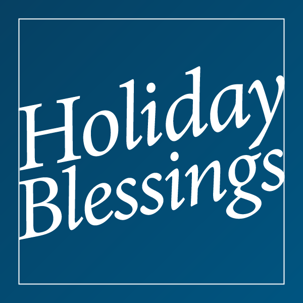 Holiday Blessings from our Founder, Paul Sheridan, SJ 5