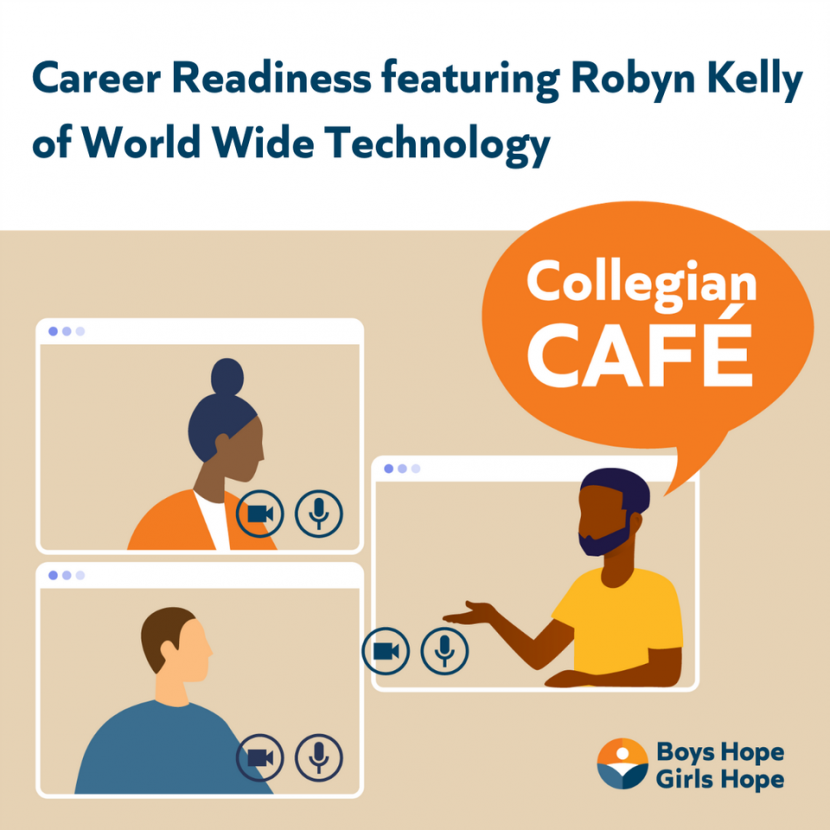4/5 Collegian Café | Building Sustainable Pipelines and Relationships To Match for Career Readiness