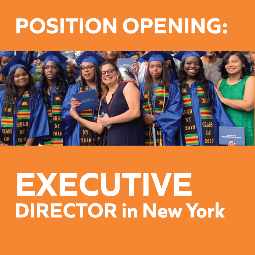 Position Opening: Executive Director | New York 1